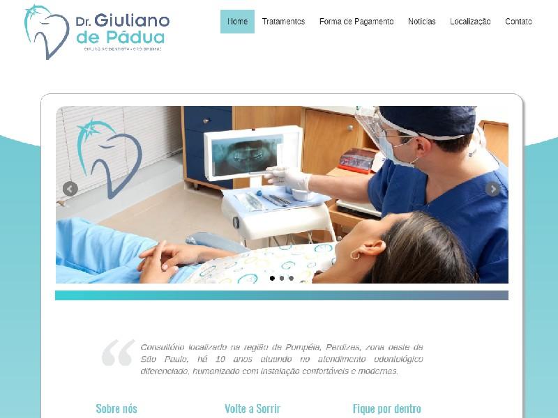 Dr. Giuliano de Pádua